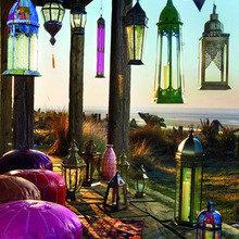 Фотография: Терраса в стиле Восточный, Декор интерьера, Дом, Декор дома, Цвет в интерьере – фото на InMyRoom.ru