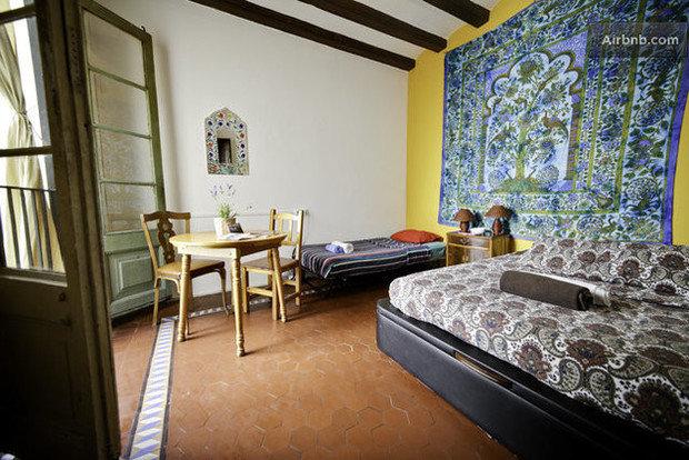 Фотография: Спальня в стиле Восточный, Airbnb – фото на InMyRoom.ru