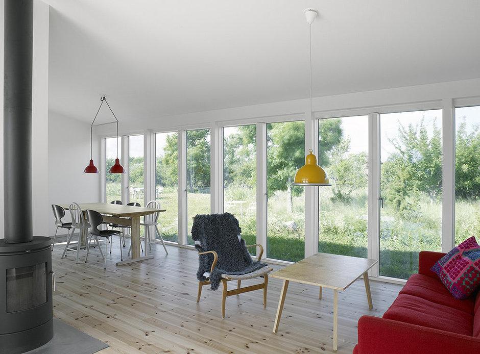 Фотография: Гостиная в стиле Скандинавский, Современный, Декор интерьера, Дом, Дома и квартиры, IKEA, Архитектурные объекты – фото на InMyRoom.ru