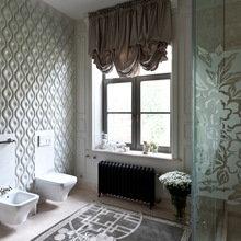 Фотография: Ванная в стиле Современный, Эклектика, Дом, Интерьер комнат, Проект недели – фото на InMyRoom.ru