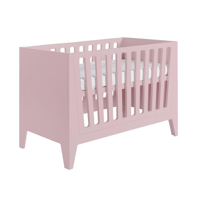 Кровать детская Nikki Pink розового цвета