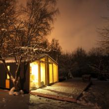 Фотография: Архитектура в стиле , Дом, Эко – фото на InMyRoom.ru