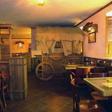 Фото из портфолио Ресторан 45 калибр – фотографии дизайна интерьеров на INMYROOM