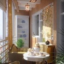 Фотография: Балкон, Терраса в стиле , Малогабаритная квартира, Квартира, Индустрия, События – фото на InMyRoom.ru
