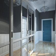 Фото из портфолио Шмитовский проезд – фотографии дизайна интерьеров на INMYROOM