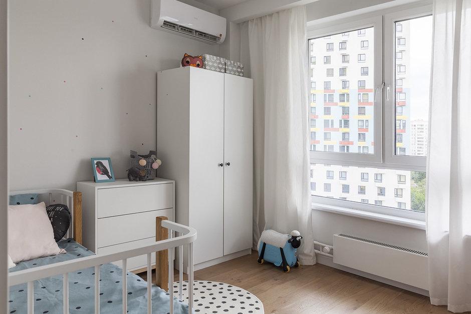Фотография:  в стиле , Квартира, Проект недели, Москва, Герой InMyRoom, Панельный дом, 3 комнаты, 40-60 метров, ЖК «Варшавское шоссе 141» – фото на InMyRoom.ru