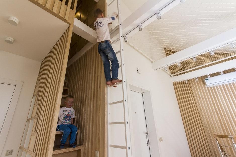 Фотография: Прочее в стиле , Квартира, BoConcept, Дома и квартиры, Белый, IKEA, Проект недели, Мансарда – фото на InMyRoom.ru