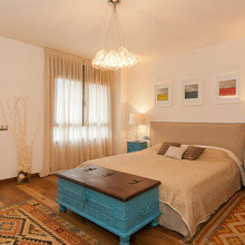 Фотография: Спальня в стиле Современный, Интерьер комнат, Проект недели, Средиземноморский – фото на InMyRoom.ru