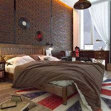 Фото из портфолио Тандем классики и современного стиля в интерьере загородного дома – фотографии дизайна интерьеров на INMYROOM