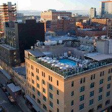 Фотография: Архитектура в стиле , Дома и квартиры, Городские места, Отель, Бассейн, Индустриальный – фото на InMyRoom.ru