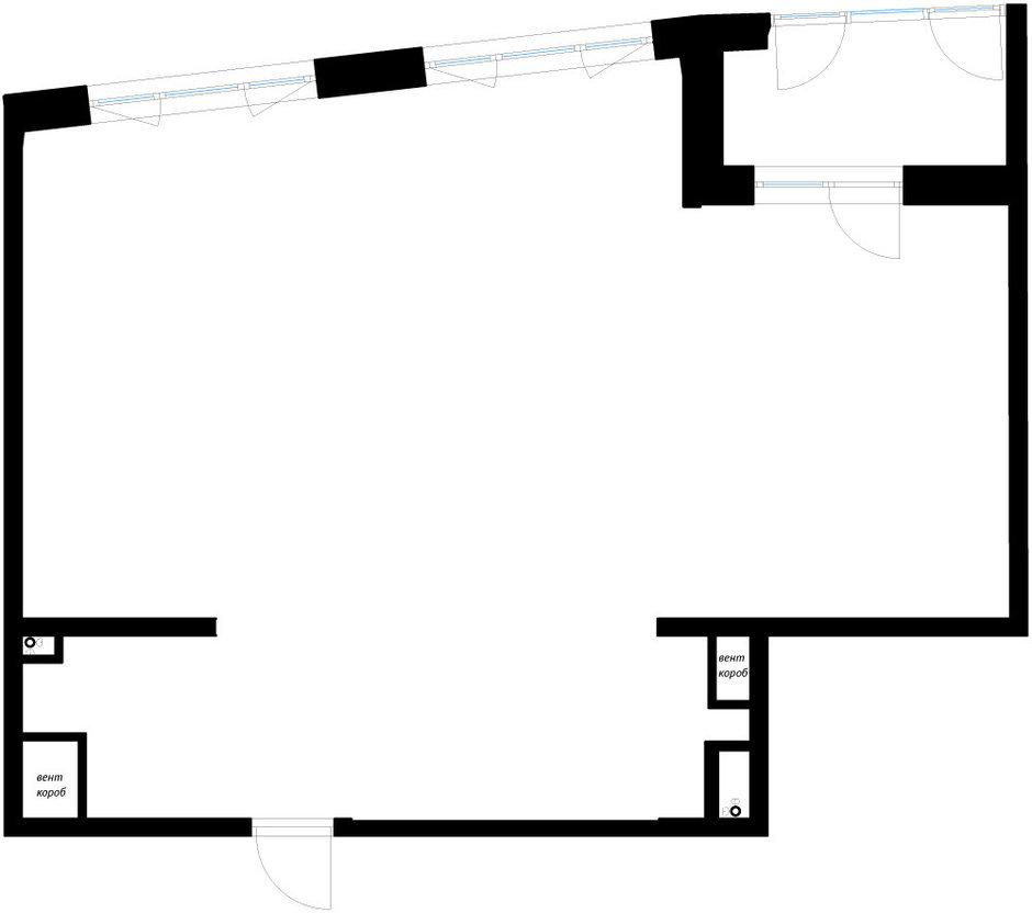 Фотография: Планировки в стиле , Декор интерьера, Квартира, Декор, Проект недели, Инна Теджоева, Сергей Ананьев – фото на InMyRoom.ru