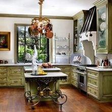 Фотография: Кухня и столовая в стиле Кантри, Декор интерьера, Квартира, Дом – фото на InMyRoom.ru