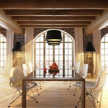 Фото из портфолио Закат в Нью-Йорке – фотографии дизайна интерьеров на InMyRoom.ru