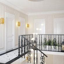 Фотография:  в стиле Современный, Декор интерьера, Дом, Artemide, Vistosi, Дома и квартиры, Проект недели, Ideal Lux – фото на InMyRoom.ru