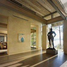 Фото из портфолио  Особняк с коллекцией предметов современного американского искусства – фотографии дизайна интерьеров на INMYROOM