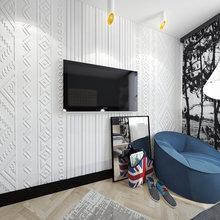 Фото из портфолио Апартаменты для холостяка – фотографии дизайна интерьеров на INMYROOM