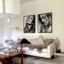 Фотография: Гостиная в стиле Современный, Декор интерьера, Текстиль, Декор, Текстиль – фото на InMyRoom.ru
