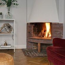 Фото из портфолио Södra Viktoriagatan 29 A, Vasastaden – фотографии дизайна интерьеров на INMYROOM