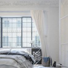Фото из портфолио Спальня в скандинавском стиле – фотографии дизайна интерьеров на InMyRoom.ru