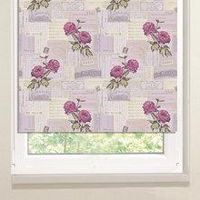 Рулонные шторы: Романтичное послание