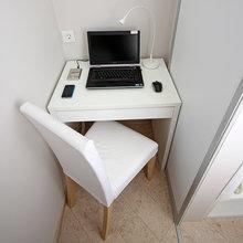 Фото из портфолио Белый минимализм – фотографии дизайна интерьеров на INMYROOM