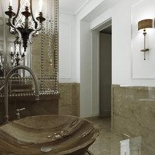 Фото из портфолио Вольная классика – фотографии дизайна интерьеров на INMYROOM