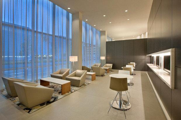 Фото из портфолио Vita Tysons Corner Center : высотное жилое здание в США – фотографии дизайна интерьеров на INMYROOM