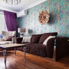Фотография: Гостиная в стиле Классический, Эклектика – фото на InMyRoom.ru