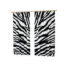 Фотошторы для гостиной: Спина зебр