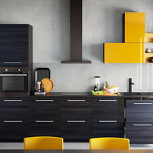 Фотография: Кухня и столовая в стиле Лофт, Современный, Карта покупок, ИКЕА, ИКЕА, МЕТОД, METOD, IKEA, кухни МЕТОД, кухни METOD – фото на InMyRoom.ru