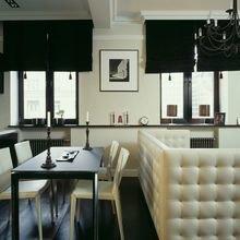 Фотография: Кухня и столовая в стиле Современный, Декор интерьера, Квартира, Дом, Декор, Белый, Черный – фото на InMyRoom.ru