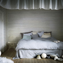 Фото из портфолио Спальни от стилиста КАМИЛЛЫ КРИШНАСВАМИ – фотографии дизайна интерьеров на InMyRoom.ru