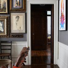 Фото из портфолио Найти и потерять или начать с чистого листа... Квартира в Нью-Йорке – фотографии дизайна интерьеров на InMyRoom.ru