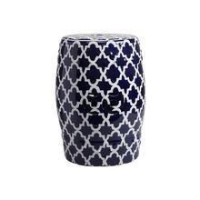 Керамический столик-табурет