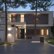 Фото из портфолио Проект загородного дома в Калачево – фотографии дизайна интерьеров на INMYROOM