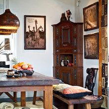 Фото из портфолио Фантастический красочный дом – фотографии дизайна интерьеров на INMYROOM