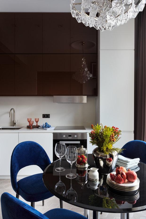 """Фото из портфолио Квартира ЖК """"Art Residence"""" – фотографии дизайна интерьеров на INMYROOM"""