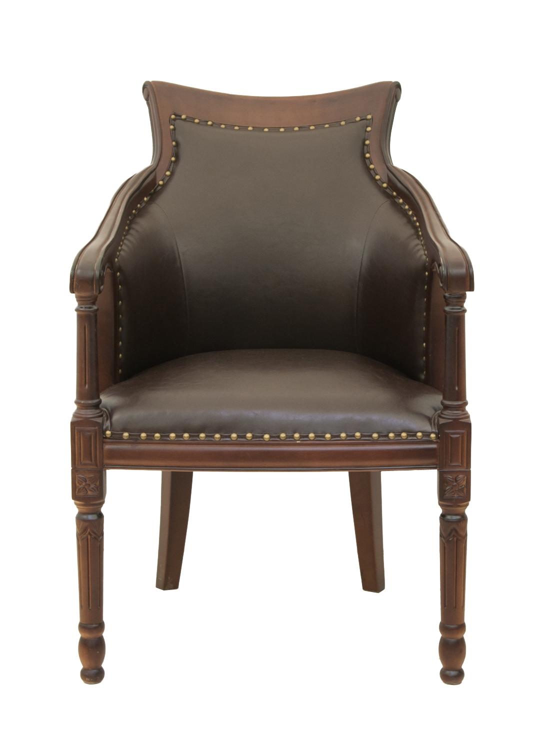 Купить Деревянное кресло Valene Brown, inmyroom, Китай