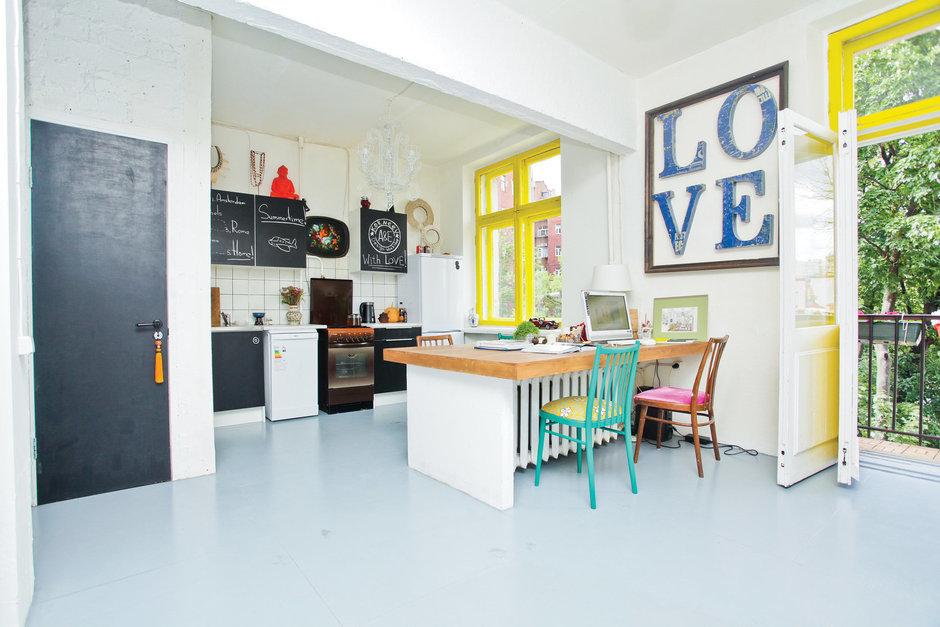 Фотография: Кухня и столовая в стиле Скандинавский, Квартира, Дома и квартиры, IKEA – фото на InMyRoom.ru