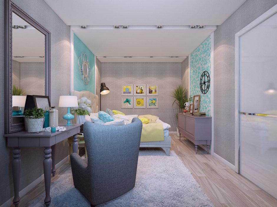 Фотография: Гостиная, Спальня в стиле Скандинавский, Квартира, Дома и квартиры, IKEA, Проект недели – фото на InMyRoom.ru