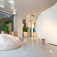 Фотография:  в стиле Современный, Декор интерьера, Мебель и свет, Готический – фото на InMyRoom.ru