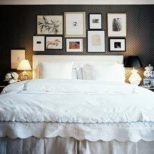 Фотография: Спальня в стиле Кантри, Декор интерьера, Дом, Декор, Декор дома, Цвет в интерьере – фото на InMyRoom.ru