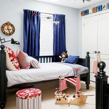 Фотография: Детская в стиле Современный, Декор интерьера, Дом, Цвет в интерьере, Дома и квартиры, Желтый – фото на InMyRoom.ru