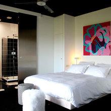 Фотография: Спальня в стиле Современный, Франция, Дома и квартиры, Городские места, Отель – фото на InMyRoom.ru
