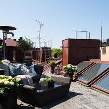 Фото из портфолио 192 квадрата в Швеции – фотографии дизайна интерьеров на InMyRoom.ru