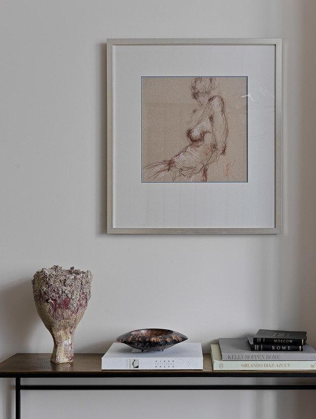 Фотография: Спальня в стиле Современный, Квартира, Проект недели, Москва, 3 комнаты, 60-90 метров, Makava Interiors – фото на INMYROOM