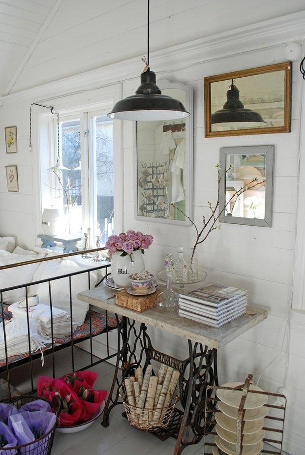 Фотография: Мебель и свет в стиле Скандинавский, Лофт, Дизайн интерьера, Декор, Индустриальный – фото на InMyRoom.ru