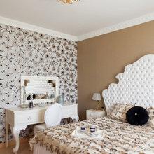Фотография: Спальня в стиле Классический, Квартира, Дома и квартиры, Проект недели, Москва – фото на InMyRoom.ru