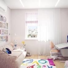 """Фото из портфолио Дизайн-проект """"Яркие акценты"""".  – фотографии дизайна интерьеров на INMYROOM"""