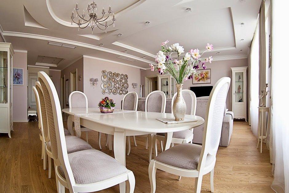Фотография: Кухня и столовая в стиле Классический, Квартира, Дома и квартиры, Проект недели – фото на InMyRoom.ru